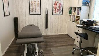 Katin Klinikan vastaanottohuone